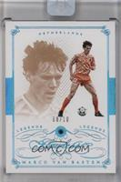 Legends - Marco Van Basten /10 [ENCASED]