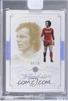 Legends - Franz Beckenbauer [ENCASED] #8/20