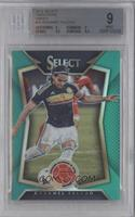 Radamel Falcao (Ball Back Photo Variation) /5 [BGS 9]