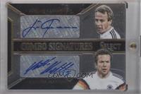 Jurgen Klinsmann, Lothar Matthaus /25