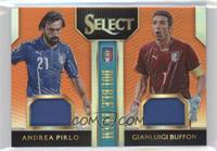 Andrea Pirlo, Gianluigi Buffon /149