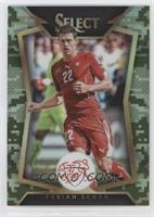 Fabian Schar (Ball Back Photo Variation) /249