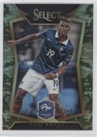Paul Pogba (Ball Back Photo Variation) /249