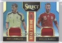 Iker Casillas, Sergio Ramos /99