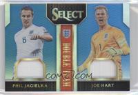 Phil Jagielka, Joe Hart /99