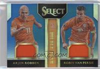 Arjen Robben, Robin van Persie /99