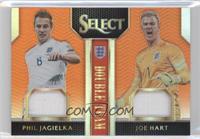 Joe Hart, Phil Jagielka /149