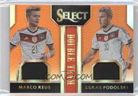 Lukas Podolski, Marco Reus /149