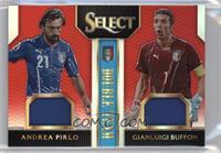 Andrea Pirlo, Gianluigi Buffon /49