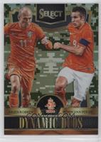 Arjen Robben, Robin van Persie /249
