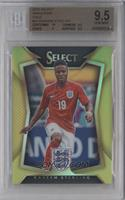 Raheem Sterling (Ball Back Photo Variation) /10 [BGS 9.5]