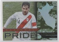 Claudio Pizarro /249