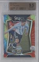 Lionel Messi (Base) /30 [BGS 9.5]