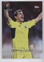 Iker Casillas /25