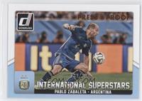 Pablo Zabaleta /299
