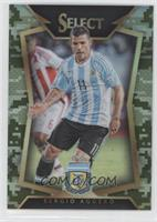 Sergio Aguero (Home Jersey) /249