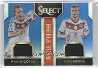 Mario Gotze, Toni Kroos /99