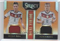 Mesut Ozil, Toni Kroos /149