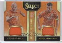 Robin van Persie, Arjen Robben /149