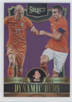 Robin van Persie, Arjen Robben /99