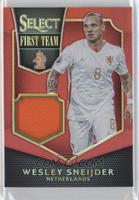 Wesley Sneijder /49