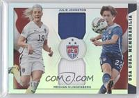 Julie Johnston, Meghan Klingenberg /199