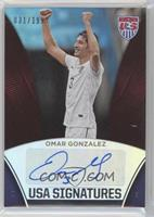 Omar Gonzalez /199