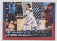 U.S. Posts Draw vs. Portugal