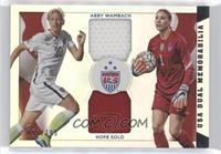 Hope Solo, Abby Wambach /199