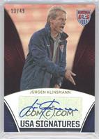 Jurgen Klinsmann /49