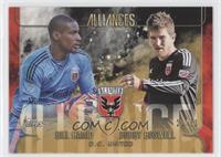 Bobby Boswell, Bill Hamid /50