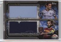 Kyle Beckerman, Graham Zusi /25