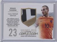 Wesley Sneijder /59