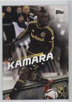 Kei Kamara (Black Uniform)