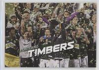 Team Cards - Portland Timbers