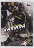 Kei Kamara (Black Uniform)