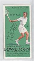 H.W. Austin (Backhand Drive)