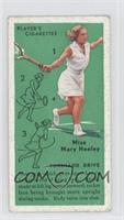 Miss Mary Heeley (Forehand Drive) [Good to VG‑EX]
