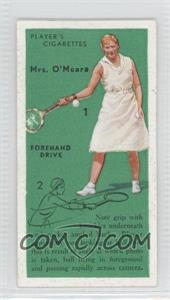 1936 Player's Cigarettes Tennis Tobacco [Base] #11 - [Missing]