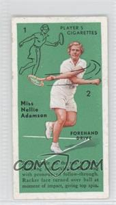 1936 Player's Cigarettes Tennis Tobacco [Base] #5 - [Missing]