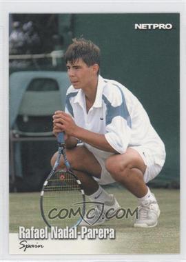 2003 NetPro - [Base] - Gold #G-70 - Rafael Nadal