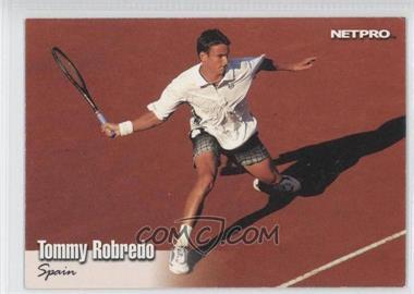 2003 NetPro - [Base] #32 - Tommy Robredo