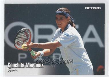 2003 NetPro - [Base] #40 - Conchita Martinez