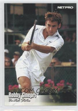2003 NetPro - [Base] #59 - Robby Ginepri