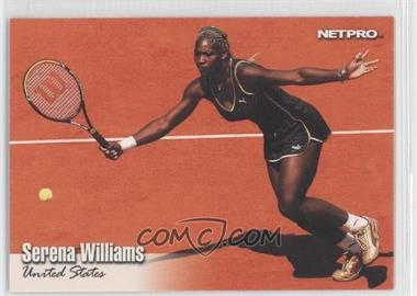 2003 NetPro [???] #1 - Serena Williams
