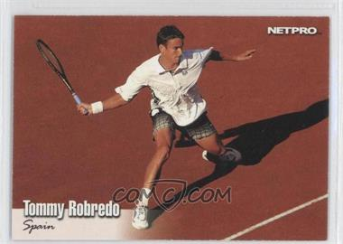 2003 NetPro [???] #32 - Tommy Robredo