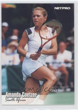 2003 NetPro [???] #58 - Amanda Coetzer