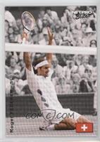 Roger Federer (White Shirt)
