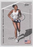 Venus Williams vs. Serena Williams