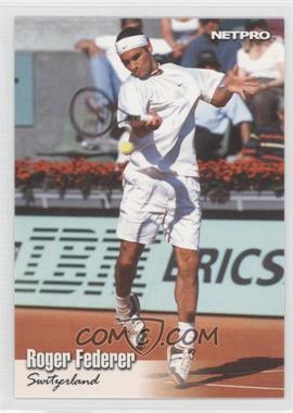 2003 NetPro Gold #G-11 - Roger Federer